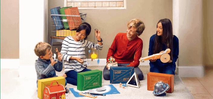 Tinker Crate Reviews - Drawback #1 Age Range