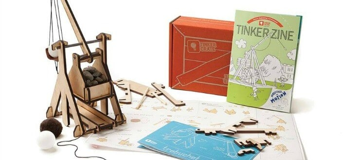 Tinker Crate Reviews - Reason #1 Expert Design