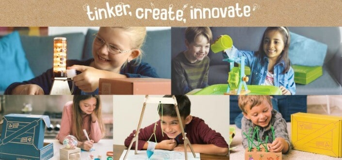 Tinker Crate Reviews - Reason #2 Variety Of Projects