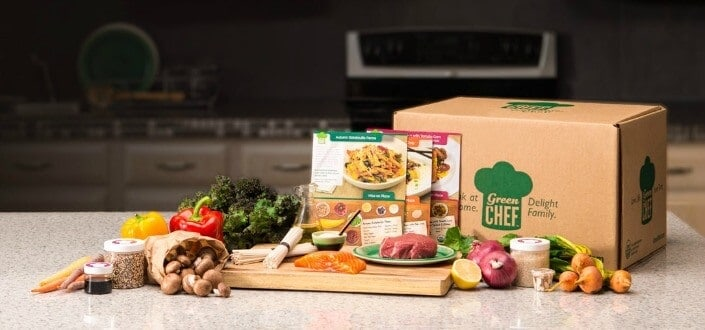 Green Chef Reviews - What Is Green Chef