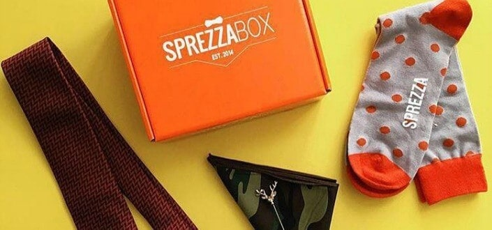 Sprezzabox Review - Reason #3 Themed Boxes