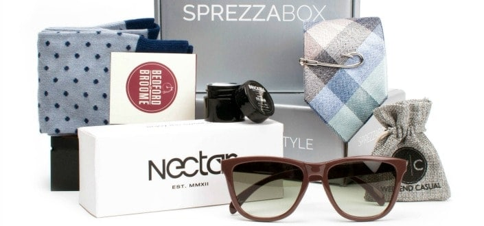 Sprezzabox Review - Sprezzabox Review