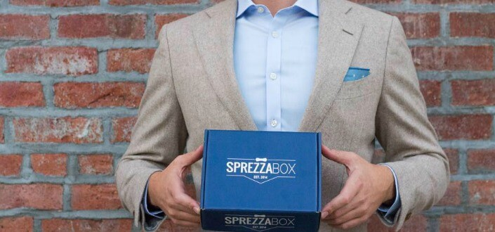 Sprezzabox Review - What Is Sprezzabox
