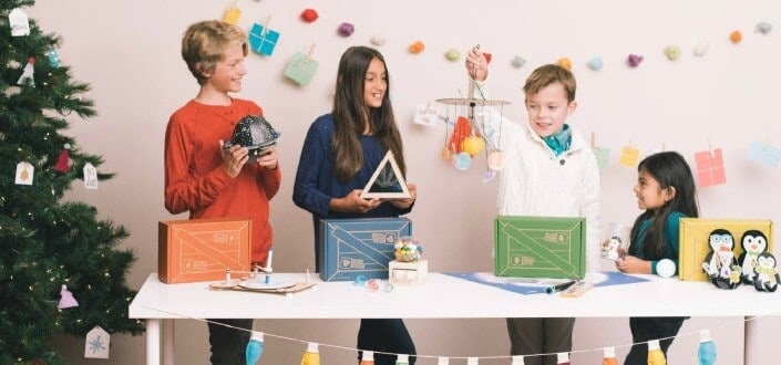 Tinker Crate - Personalize The Crate