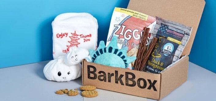 barkbox - review