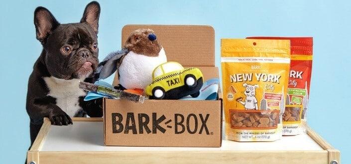 barkbox reviews - customizable