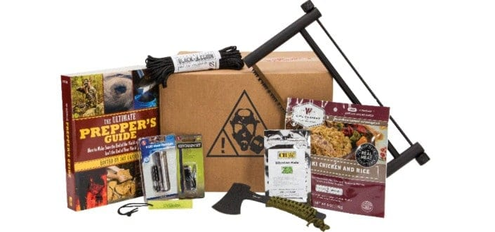 SHTF Survival - How To Join The Shtf Survival Select Your Box