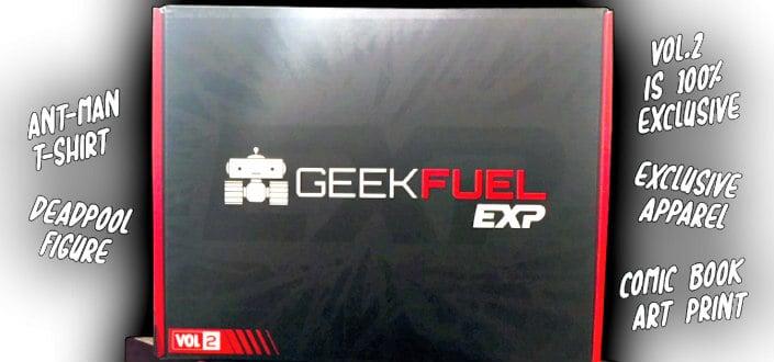 geek fuel - review