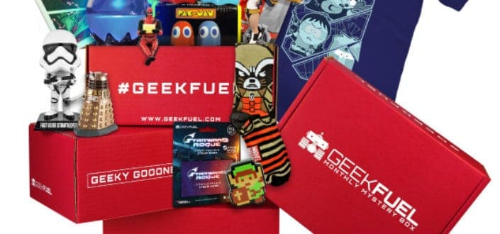 geek fuel - what is geek fuel