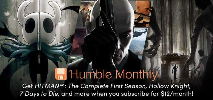 humble bundle-Recent Humble Bundle Monthly Boxes