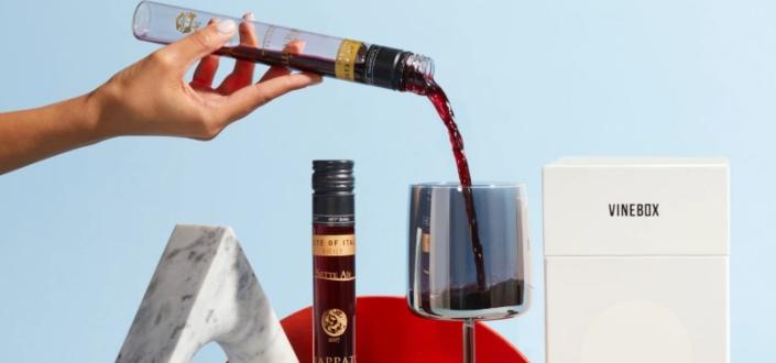 vinebox - promo