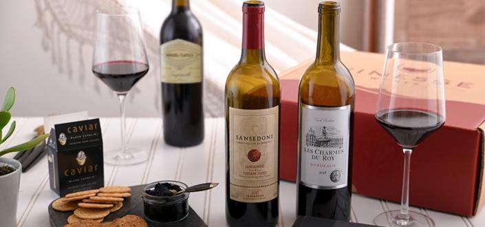 Vinesse Wine Clubs - I sit Worth it_