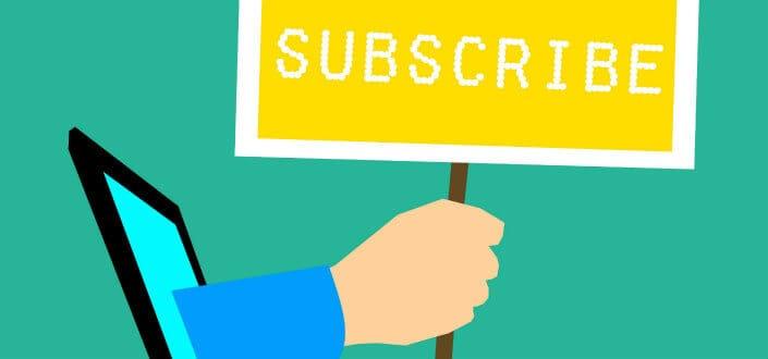 vinesse - subscription