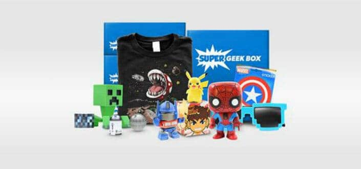 super geek box - review
