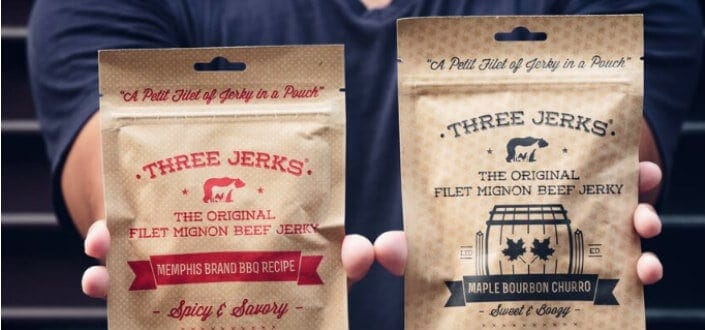 three jerks jerky - review