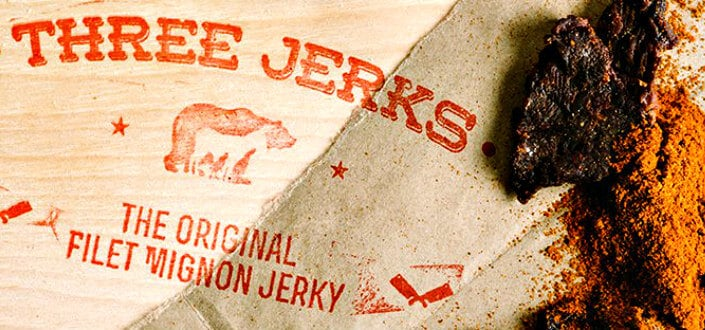 three jerks jerky - what