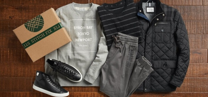 Stitch Fix For Men - Step 4 Describe Your Style