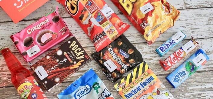 Munchpak - How Many Snacks