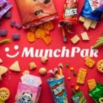 Munchpak – A subscription box for snack lovers!