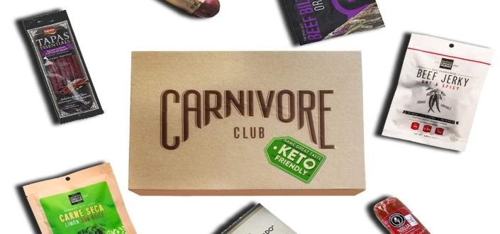 Carnivore Club - Recent items