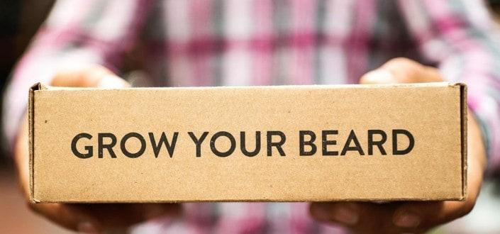 the beard club review - the beard club Shipping Breakdown