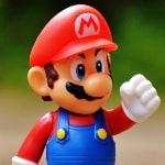 Recent Retro Game Treasure Items- Super Mario Kart