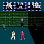 Recent Retro Game Treasure Items-karate champ