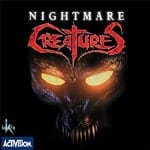 Recent Retro Game Treasure Items-nightmare creatures