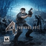 Recent Retro Game Treasure Items-resident evil 4