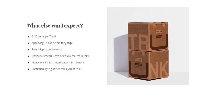 trunk club review - Trunk Club Shipping Breakdown1