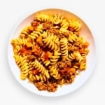 yumble review - Bowl of Yays Gluten-Free Pasta
