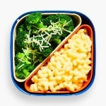 yumble review - Creamy Mac 'n Trees Mac and Cheese with Broccoli