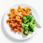 yumble review - yumble review - Creamy Mac 'n Trees Mac and Cheese with Broccoli