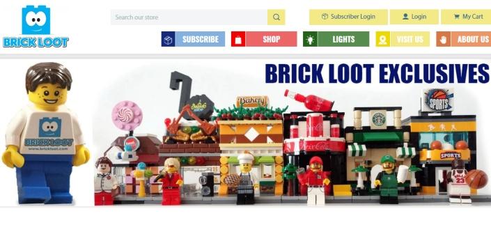 Brick Loot - What is Brick loot_