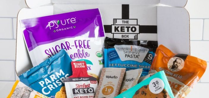 The Keto Box - How