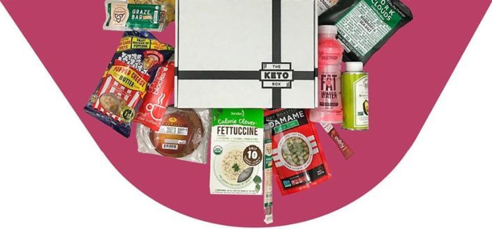 The Keto Box - Recent Keto Box Boxes/Items