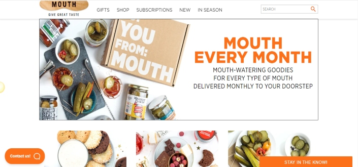 Mouth Review - Step 1