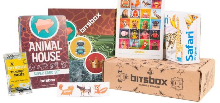 The Bitsbox - Recent Bitsbox Boxes/Items