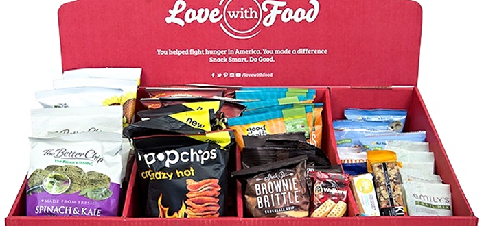 Love with food review - What is Love with food