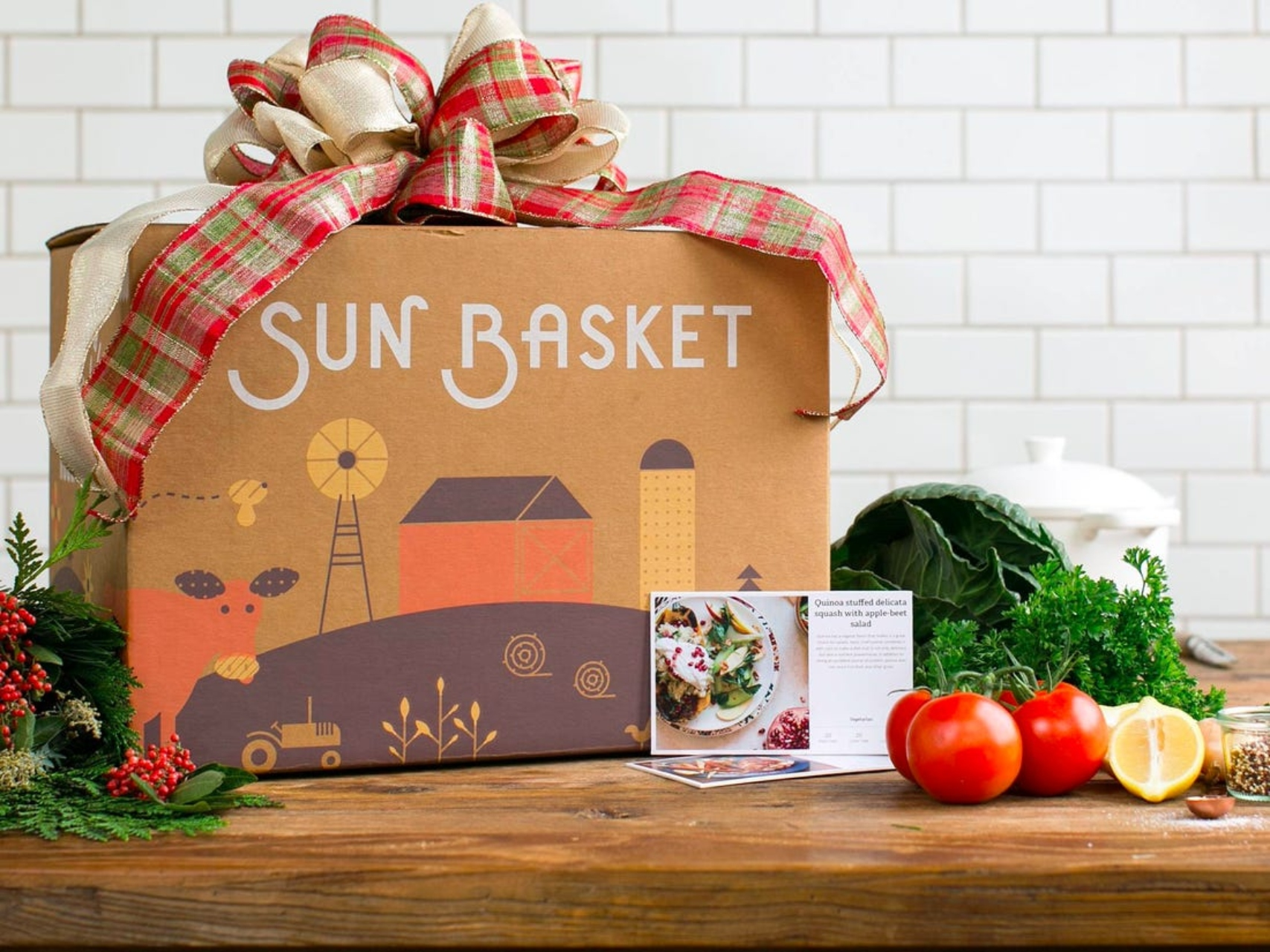 Sun Basket - featured