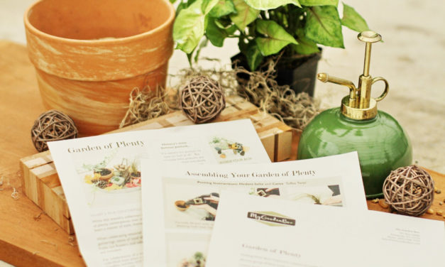 My Garden Box Review – Is it a great plant subscription box?