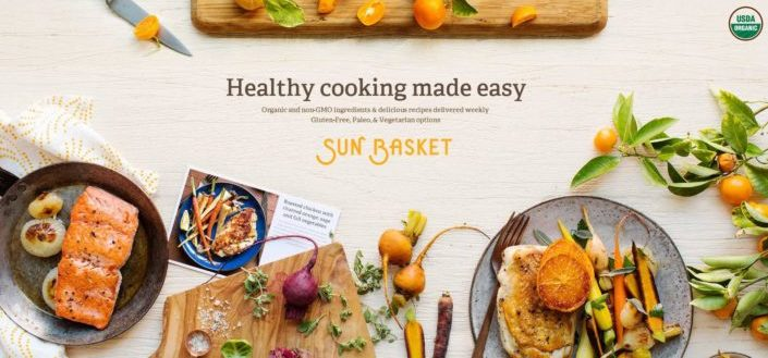 Sun Basket - Head Over to Sun Basket's Signup Page