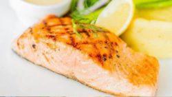Mediterranean Tapenade Salmon