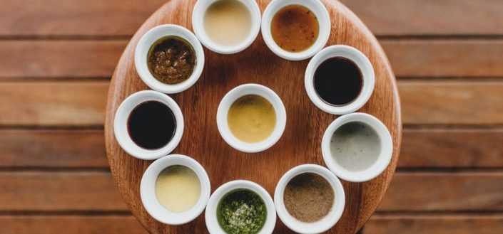 Select How Often You Want Sauces
